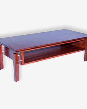 Jarrah Coffee Table Margaret River Cowaramup Busselton Perth