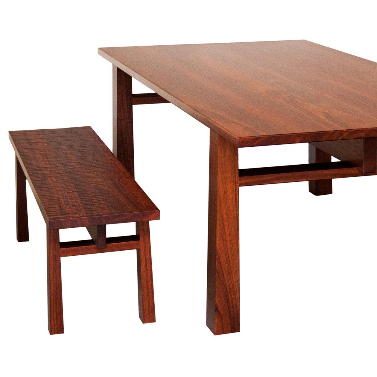 Orientalis Dining Table in Jarrah Treeton Fine Wood Studio : orientalis jarrah dining table descrip from treetonfinewoodstudio.com.au size 1280 x 1280 jpeg 113kB