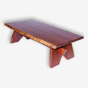 Treeton Jarrah Coffee Table Margaret River Cowaramup Busselton Perth