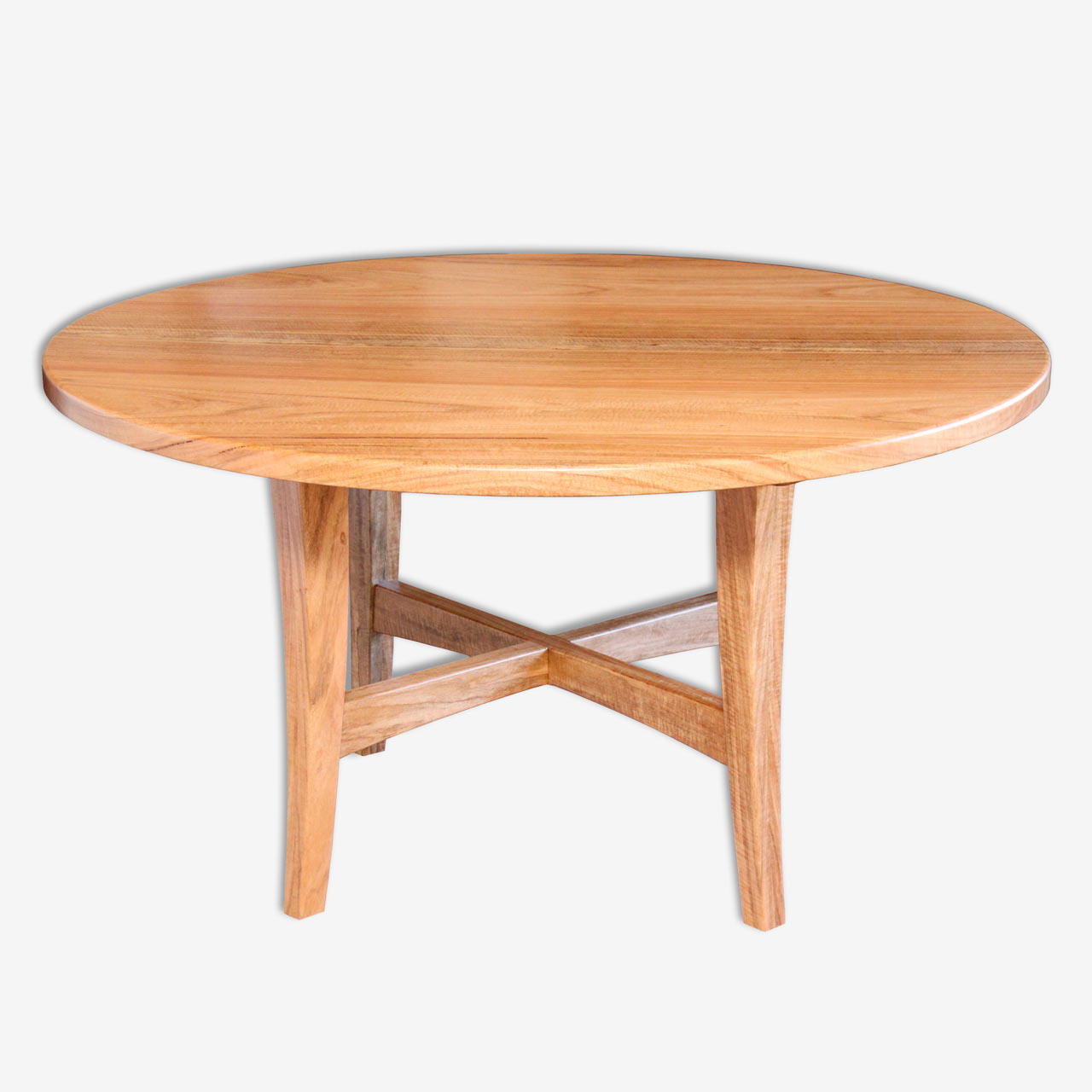 Glass Coffee Tables Perth: 'Focus' Round Dining Table