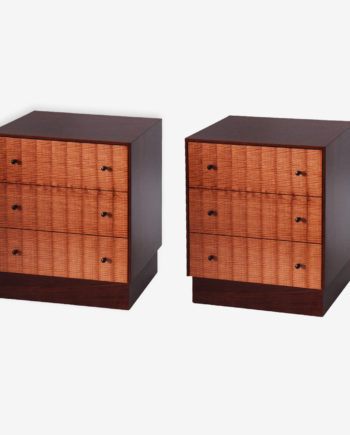 jarrah bedside tables perth sunset