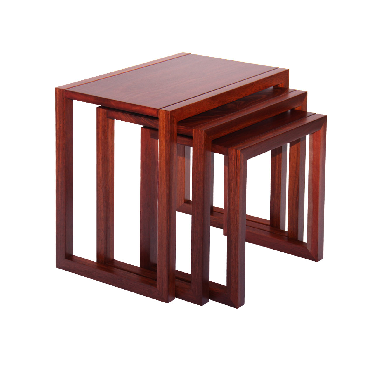jarrah nest of tables perth infinity